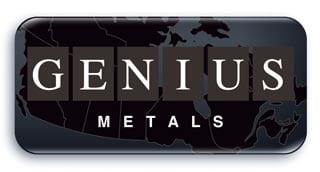 Logo Genius Metals